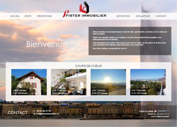 PFISTER IMMOBILIER