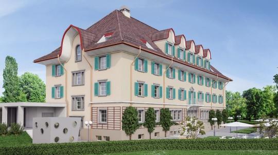 Altersheim Wattwil